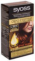 "Краска для волос ""Oleo intense"" тон: 5-77, глянцевая бронза"