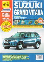 Suzuki Grand Vitara. Руководство по эксплуатации, техническому обслуживанию и ремонту
