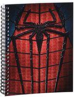 """Блокнот в клетку """"Человек-паук"""" A5 (арт. 355)"""
