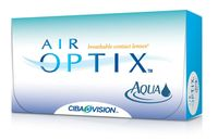 "Контактные линзы ""Air Optix Aqua"" (1 линза; -1,0 дптр)"