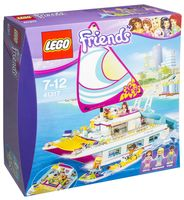 """LEGO Friends """"Катамаран Саншайн"""""""