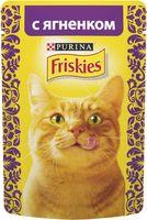 Пресервы для кошек (85 г; ягненок в подливе)