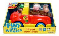 """Машинка """"Веселая ферма"""" (со звуковыми эффектами)"""