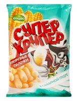 "Палочки кукурузные ""СуперХрупер. В сахарной пудре"" (85 г)"