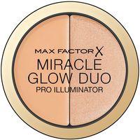 "Хайлайтер для лица ""Miracle Glow Duo"" тон: 20, medium"