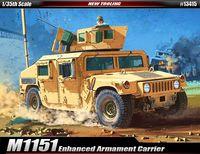 Автомобиль M1151 Hummer (масштаб: 1/35)