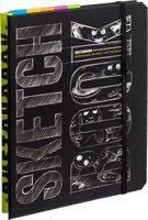 SketchBook. Визуальный экспресс-курс по рисованию (черный)