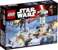 """LEGO Star Wars """"Нападение на Хот"""""""