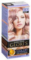 Крем-краска для волос (тон: 9.1, жемчужно-розовый)