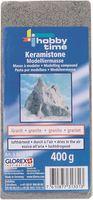 """Масса для лепки """"Keramistone"""" (графитовый; 400 г)"""