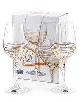 "Бокал для вина стеклянный ""Viola"" (2 шт.; 350 мл; арт. 40729/M8441/350-2)"