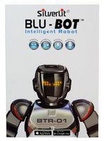 """Программируемый робот """"Blu-Bot""""(со световыми и звуковыми эффектами)"""