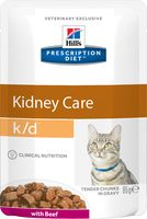 "Пресервы для кошек ""Kidney Care"" (85 г; говядина)"