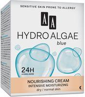 """Ночной крем для лица """"Hydro Algae. Blue"""" (50 мл)"""