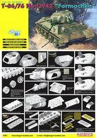 "Средний танк ""T-34/76 Mod. 1942 Formochka"" (масштаб: 1/35)"