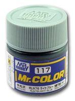 Краска Mr. Color (light blue, C117)