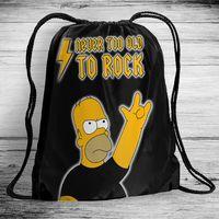 """Рюкзак-мешок """"Гомер Симпсон"""" (арт. 2)"""