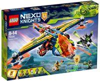 "LEGO Nexo Knights ""Аэро-арбалет Аарона"""