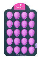 """Форма для льда силиконовая """"Перепелиные яйца"""" (280х190х12 мм)"""