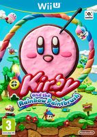 Kirby and the Rainbow Paintbrush (Nintendo Wii U)