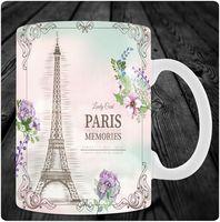 """Кружка """"Париж"""" (art.3)"""