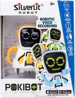 """Робот """"Pokibot"""" (жёлтый; со световыми и звуковыми эффектами)"""