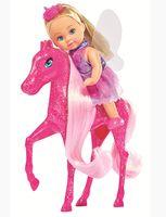 """Кукла """"Эви фея с пони"""""""