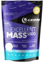 """Гейнер """"Excellent Mass 5000"""" (2720 г; ваниль)"""
