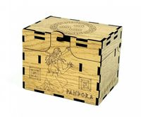 "Коробочка для карт ""Ящик Пандоры"""