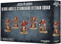 Warhammer 40.000. Blood Angels. Sternguard Veteran Squad (41-20)