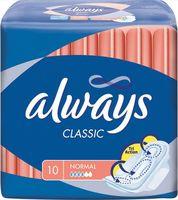 Гигиенические прокладки ALWAYS Classic Normal (10 шт.)