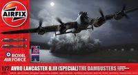 """Бомбардировщик """"Avro Lancaster B.III (Special) The Dambusters"""" (масштаб: 1/72)"""
