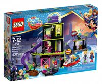 "LEGO DC Super Hero Girls ""Фабрика Криптомитов Лены Лютор"""