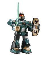 """Робот """"Зеленый воин"""" (со световыми эффектами)"""