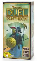 7 Wonders. Duel. Pantheon (дополнение)