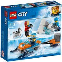 """LEGO City """"Полярные исследователи"""""""
