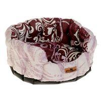 Лежак для животных (43х16 см; глициниево-вишневый)