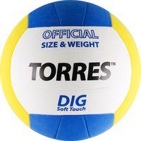 """Мяч волейбольный Torres """"Dig"""" №5"""