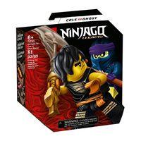 """LEGO Ninjago """"Легендарные битвы: Коул против Призрачного воина"""""""