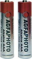 Батарейка AGFAPHOTO AAA LR03 (2 штуки)