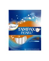 "Тампоны ""Tampax. Pearl super Plus"" (18 шт)"