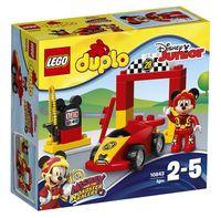 "LEGO Duplo ""Гоночная машина Микки"""