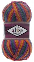 ALIZE. Superwash 100 №4409 (100 г; 420 м)