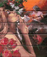 """Картина по номерам """"Испанская страсть"""" (400х500 мм)"""