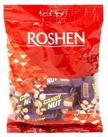 """Конфеты глазированные """"Candy Nut"""" (160 г; нуга и мягкая карамель с арахисом и хрустящим рисом)"""
