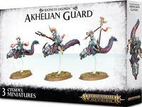 Warhammer Age of Sigmar. Idoneth Deepkin. Akhelian Guard (87-34)