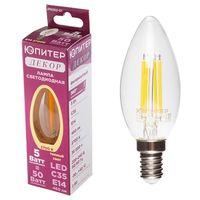 Лампа светодиодная Декор C35 5 Вт/2700/Е14