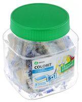 """Таблетки для посудомоечных машин """"Colorit"""" (16 шт.)"""