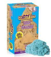 """Кинетический песок """"Motion Sand"""" (голубой; 0,8 кг)"""