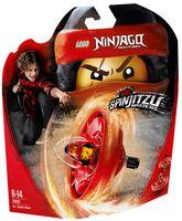 """LEGO Ninjago """"Кай - мастер Кружитцу"""""""